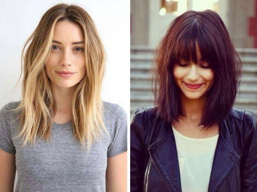 Taglio capelli lunghi mossi 2017