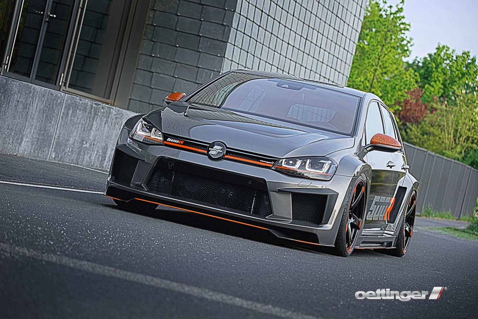 Oettinger 500r Takes Volkswagen Golf R To New Heights Volkswagen Golf R Volkswagen Volkswagen Golf