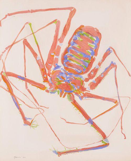 Nancy Graves, Spider, 1970