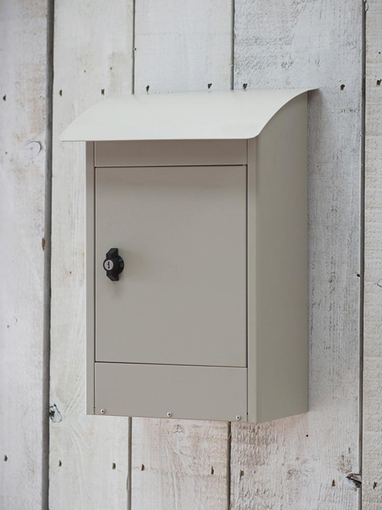 Metal Post Box   Front door   Pinterest   Post box, Outdoor living ...