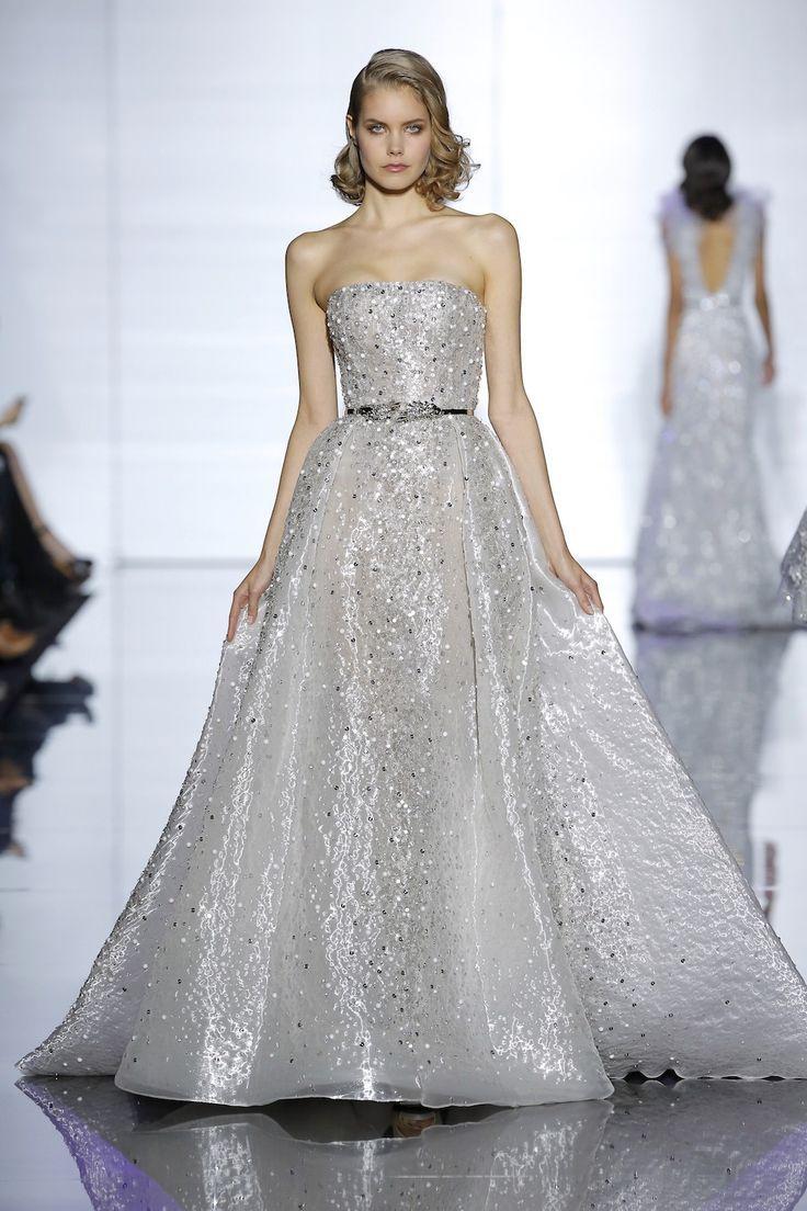 silver-wedding-dress-ideas - Dresscab  Silberne brautkleider