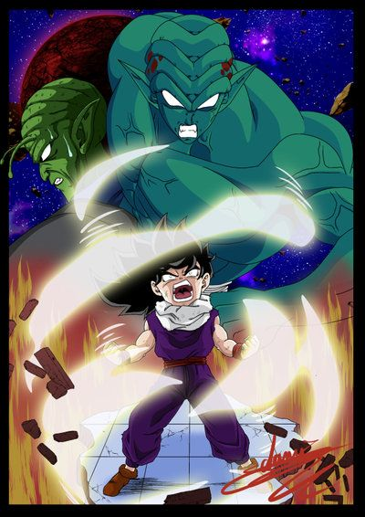 5 Gohan Vs Garlic Jr By Chibidamz Dragon Ball Art Dragon Ball Artwork Anime He still has an article. 5 gohan vs garlic jr by chibidamz