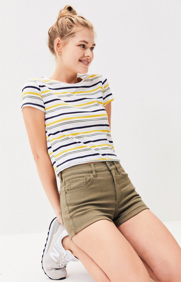 PS Basics by Pacsun Amber TShirt Pacsun, Clothes, Fashion