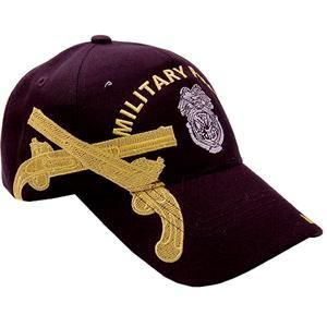 MILITARY POLICE ARMY CROSSED PISTOLS HAT CAP