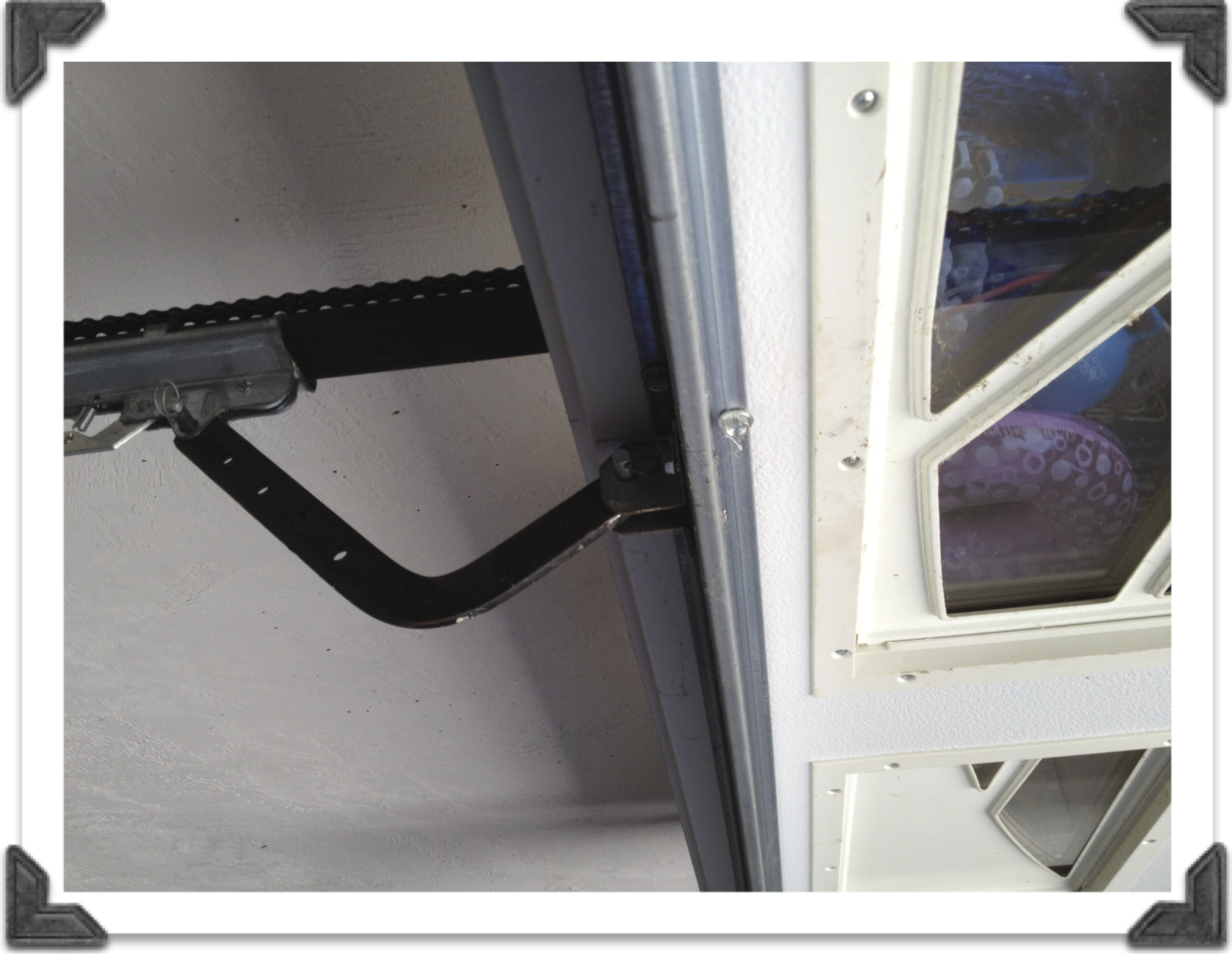 Garage Door Support Arm.png 1,858×1,439 Pixels
