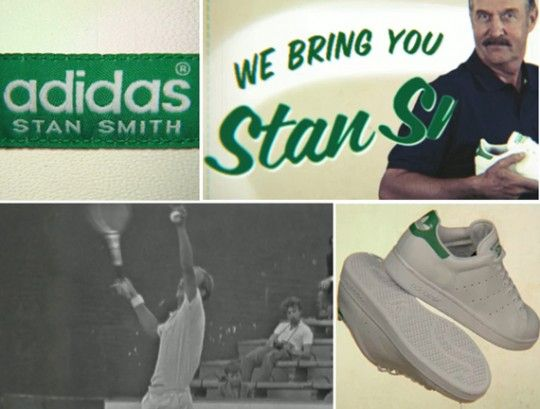 No bright colors and dumb designs... I am not a fan of the sneaker culture. Simple and crispy... Stan Smiths.