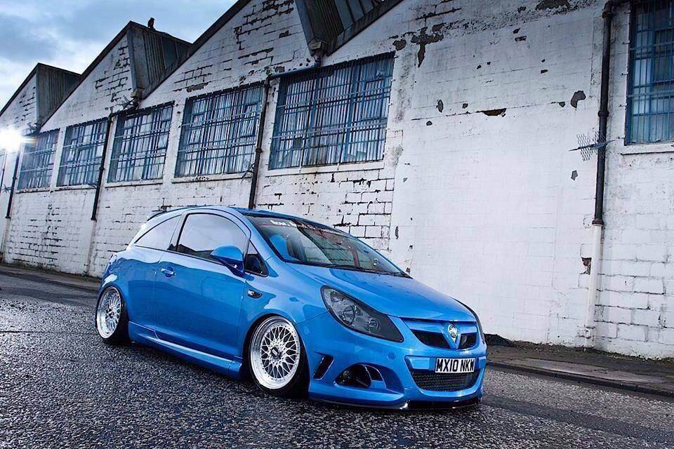 Vauxhall Opel Corsa D Limited Edition Modified Vauxhall Vauxhall Corsa Opel Corsa