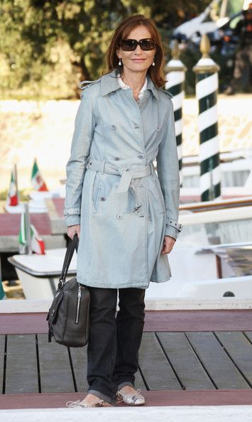 Isabelle Huppert Photos: Celebrity Sightings Day 4 - 66th Venice Film Festival