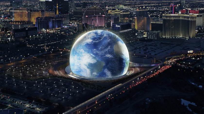In Las Vegas 2020 New Hotels Bigger Convention Center And A