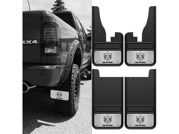 Pin On Ram Truck Mud Guards Flaps