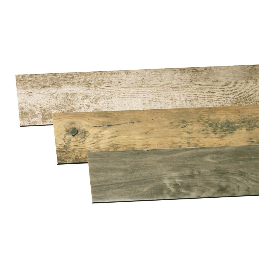 Inteplast Group Building Products Accent Planks 4 5 In X 4 Ft