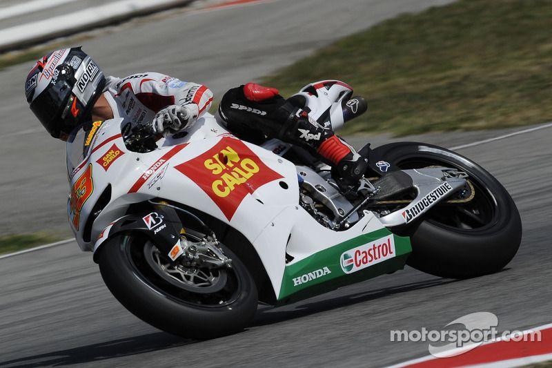 Marco Melandri, San Carlo Honda Gresini di 2020 Honda