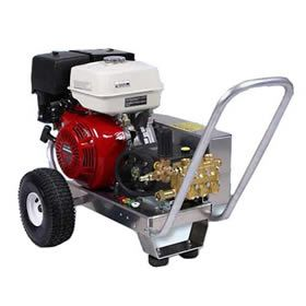 Pin On Top Professional Belt Drive Pressure Washers