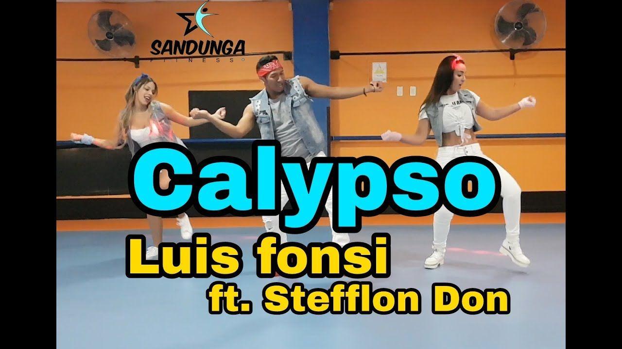 Calypso Luis Fonsi Zumba Coreografía Sandunga Zumba Workout Zumba Workout