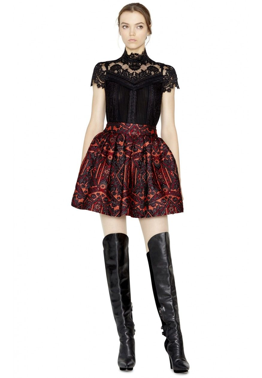 2fcf55d120a766 Fancy Friday – Alice + Olivia Fall 2015 Collection | Shopaholic ...