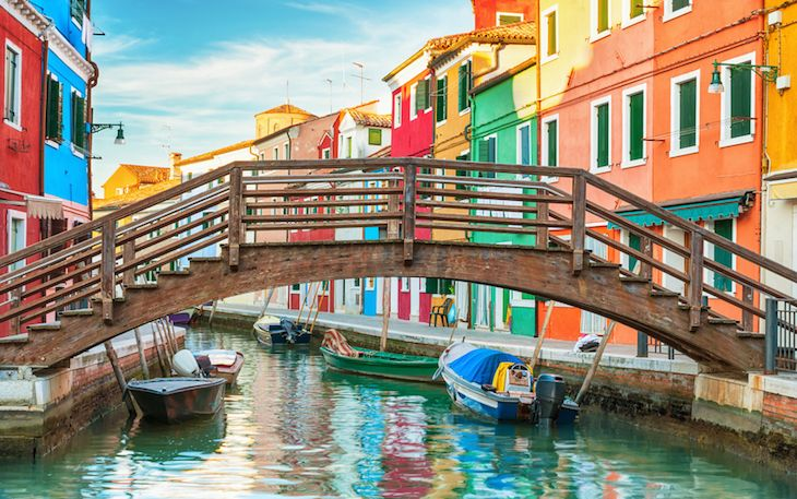 32 fotos apaixonantes de Burano, a colorida cidade italiana