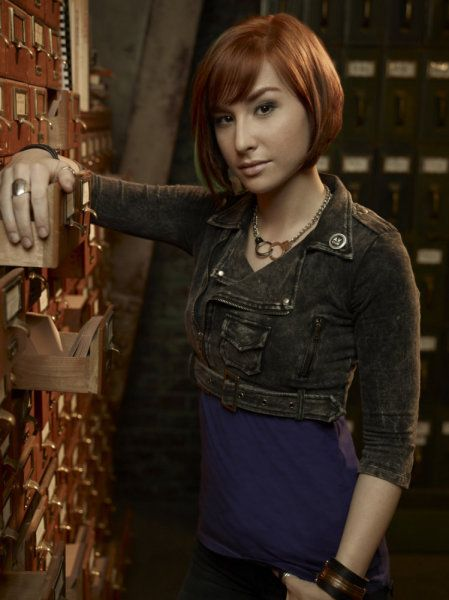 allison scagliotti on warehouse 13