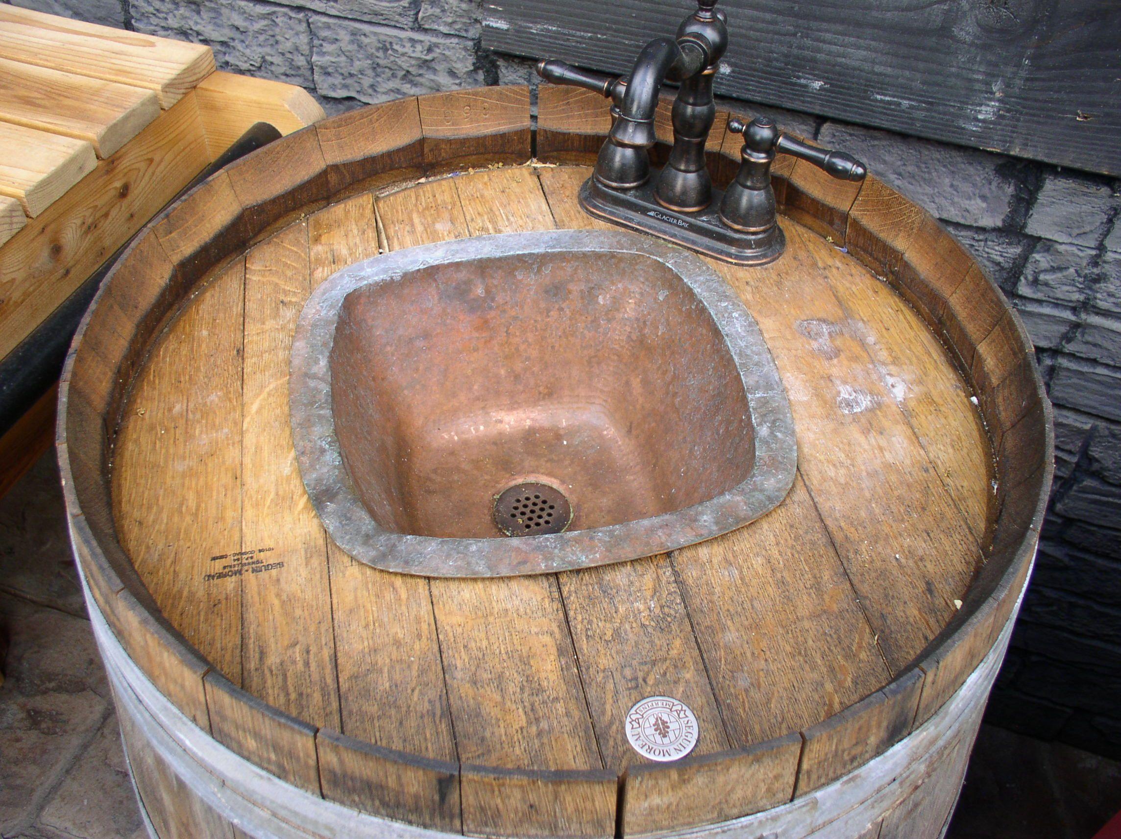 wine barrel outdoor furniture. Outdoor Wine Barrel Bars Ideas | Furniture Dunning \u0026 Designs