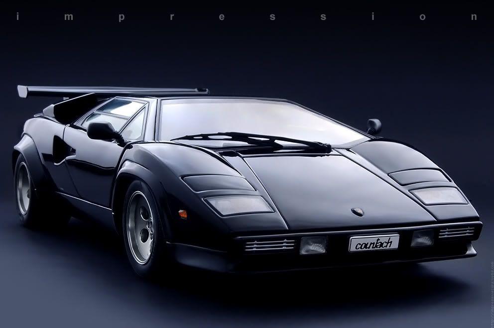 Lamborghini Countach LP5000 (AUTOart)