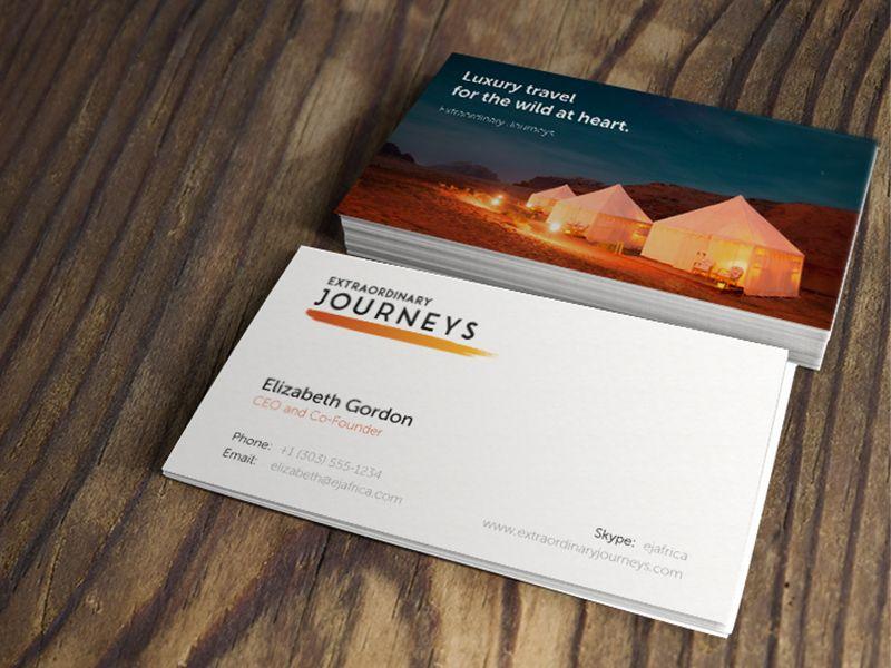 Logo design, Business card design & Brand identity guidelines for ...