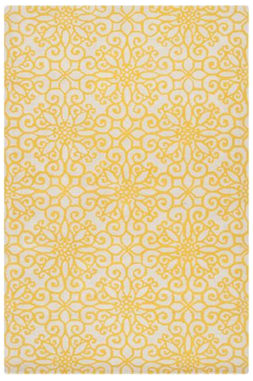 Pin By The Home Depot On Flooring Carpet Rugs Yellow Area