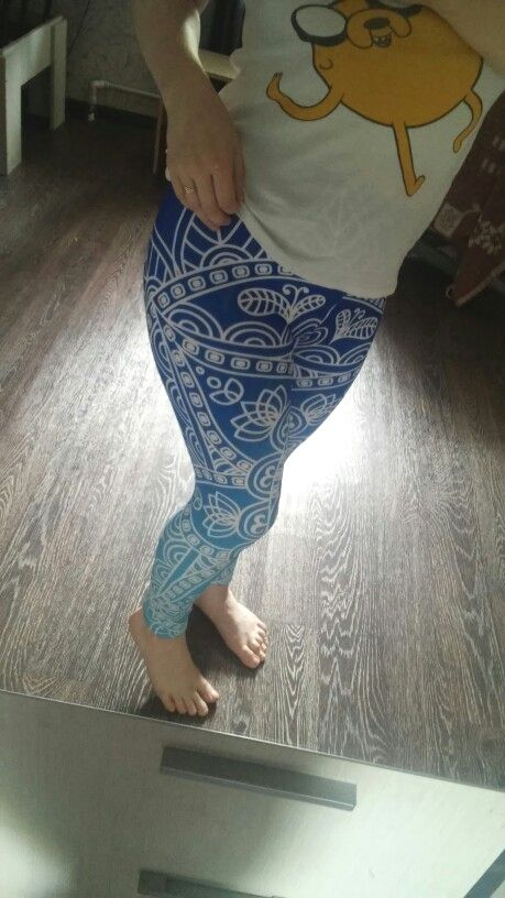 318f841624 Creative Mandala Ombre Blue Printing Leggings Mandala Leggings, Mandala  print leggings, mandala leggings for