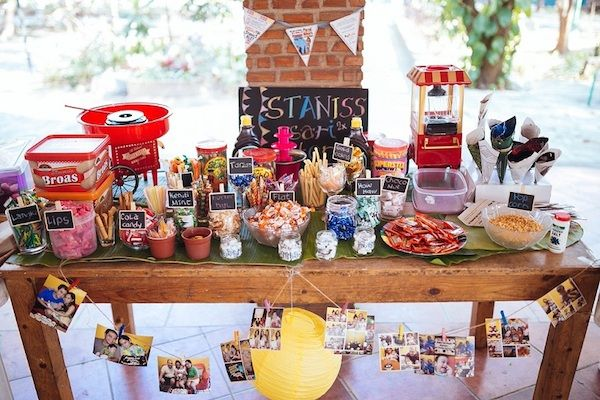 A Fun Filled Fiesta Filipino Theme Party Http