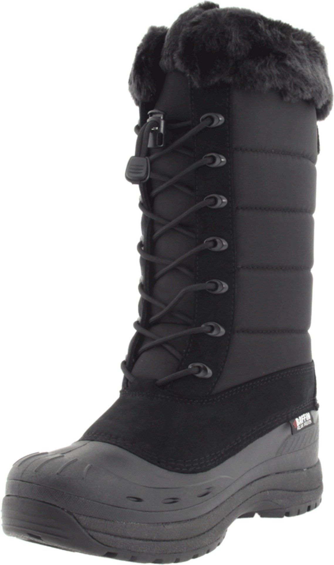 Baffin Womens Iceland Snow Bootblack11 M Us >>> Read More