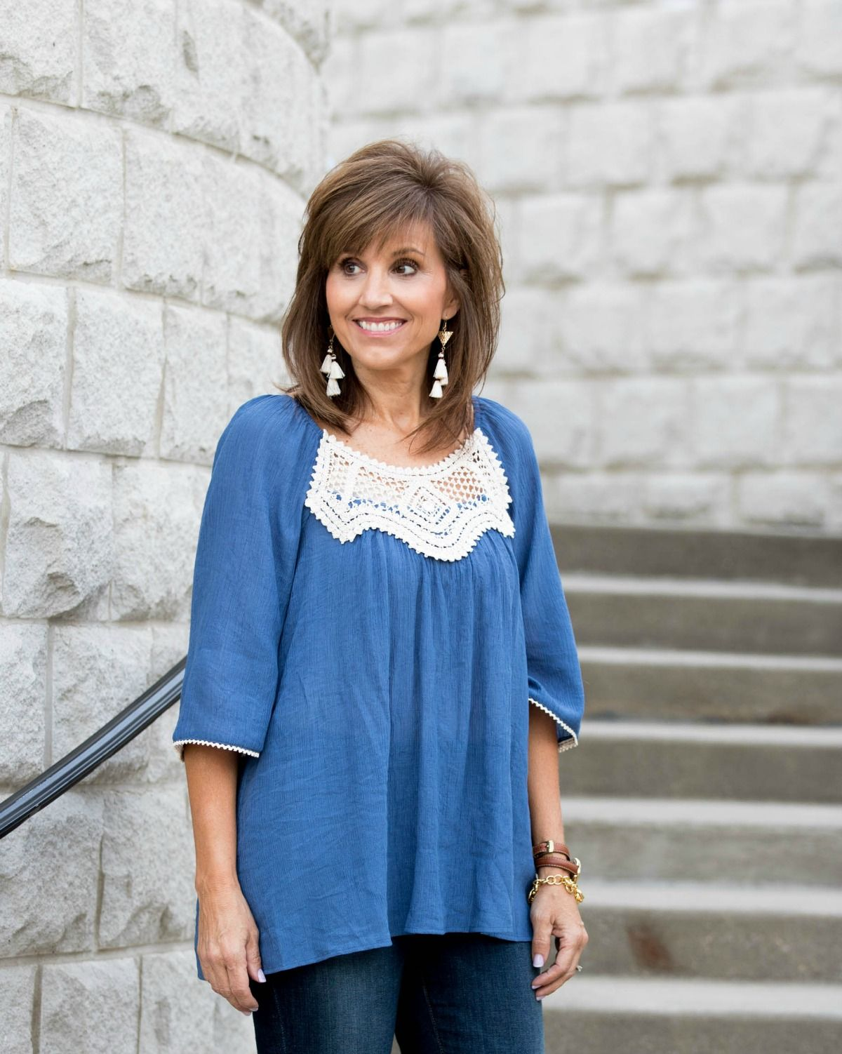 These tassel earrings are right on trend this fall. They will be fun to add to my fall outfits.
