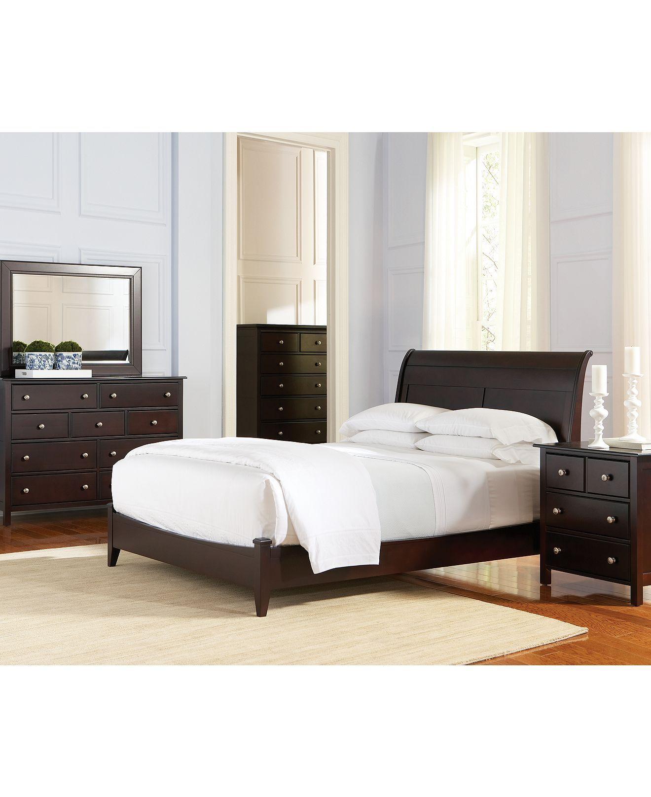 Murray Hill Ii Bedroom Furniture Collection Macys