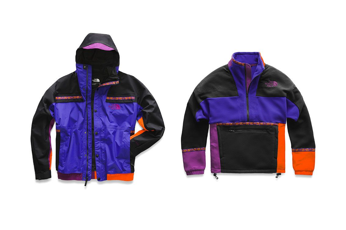 The North Face Goes Retro With 92 Rage Collection The North Face North Face Nuptse Mens Jackets [ 756 x 1134 Pixel ]