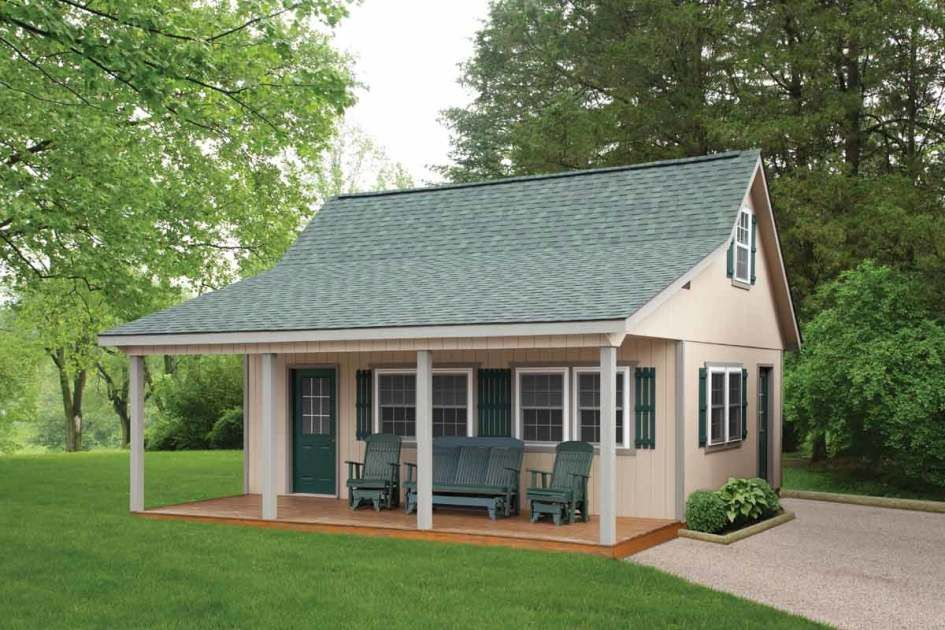 Best This Looks Cool Hunter Green Roof Beige Paint White 400 x 300