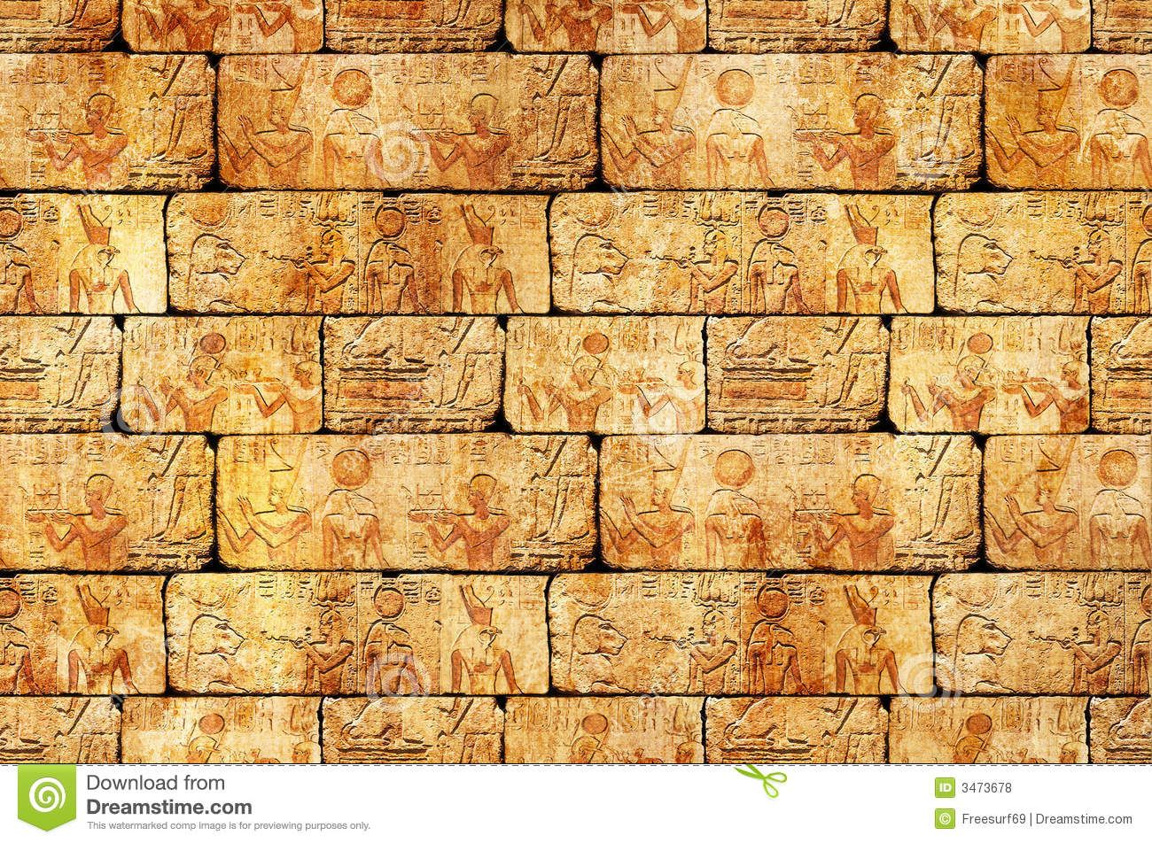 egyptian sandstone brick wall - Google Search | Egyptian ...