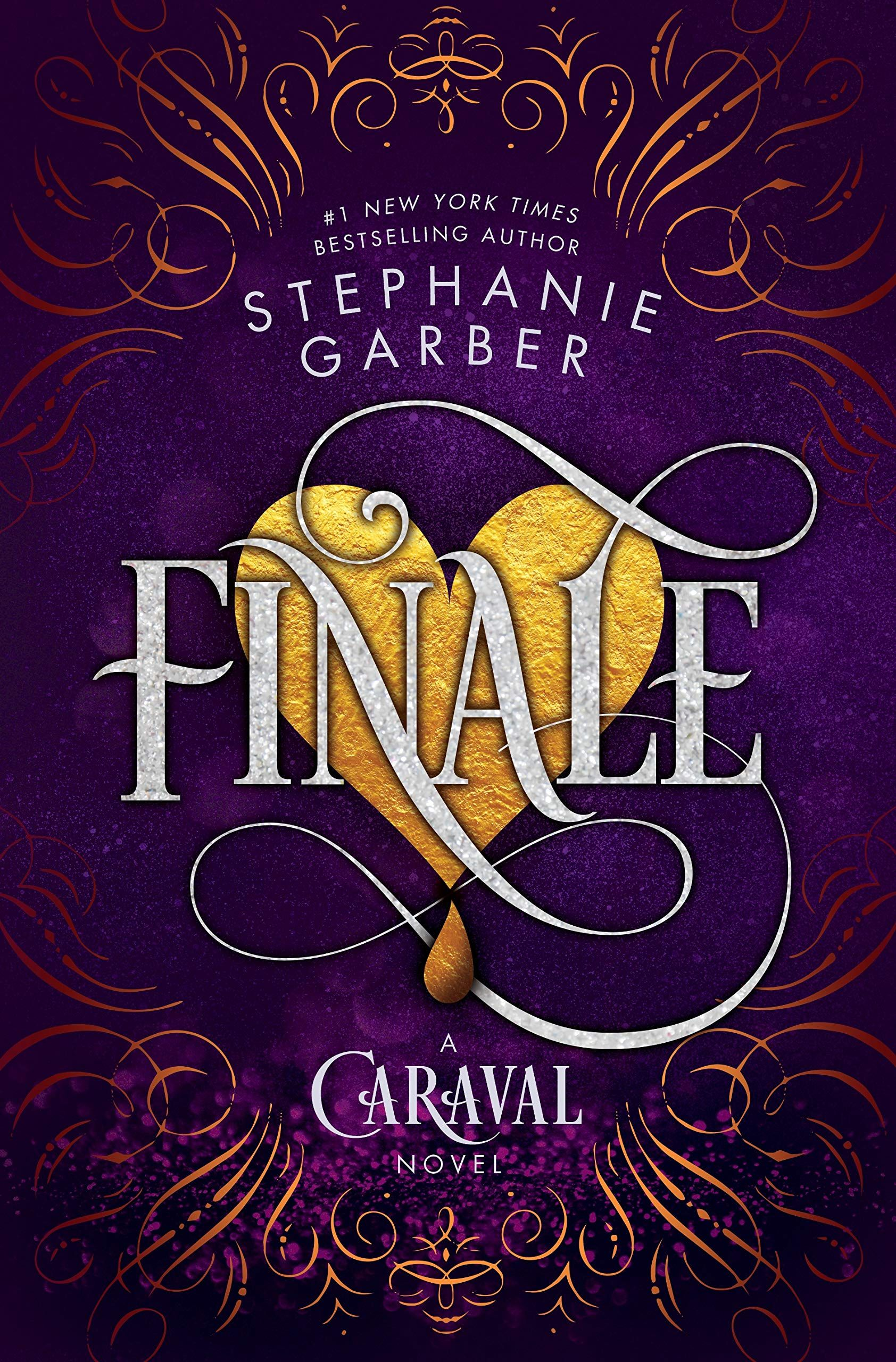 Pdf Finale Caraval 3 By Stephanie Garber Ya Fantasy Books