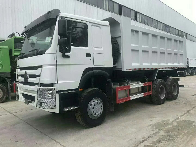 371hp Howo 6x4 Dump Truck Trucks Dump Truck Body Box