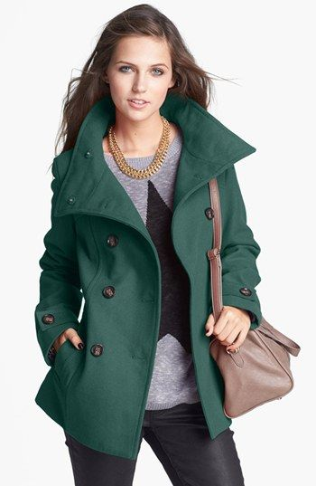 Peacoat online Only juniors Thread amp; Breasted Double Supply wPTT1SqI