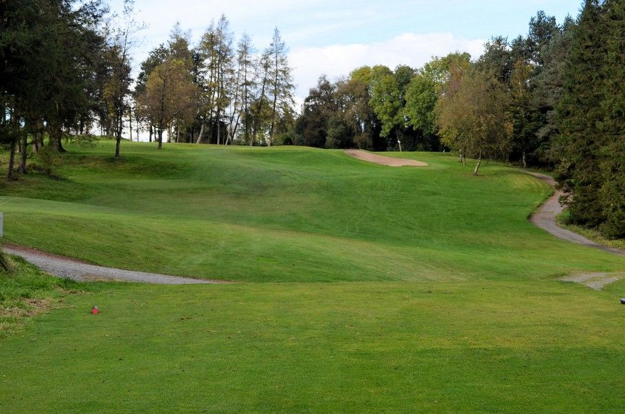 Man Cave Store Cookstown : Eighth hole at killymoon golf course in cookstown courses