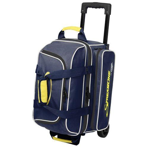 Storm 2 Ball Streamline Navy Bowling Bag Free Shipping Bowling Bags Bags Bowling