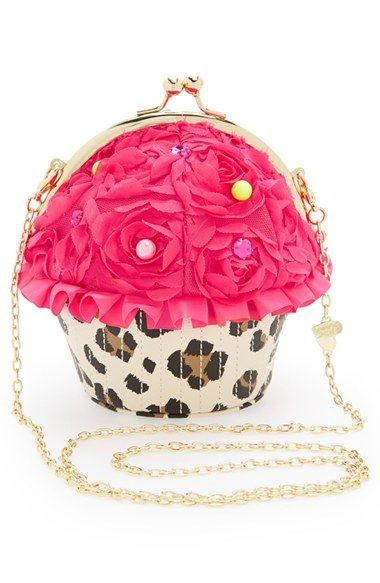 Yummy arm candy | Betsey Johnson 'Cupcake' Clutch
