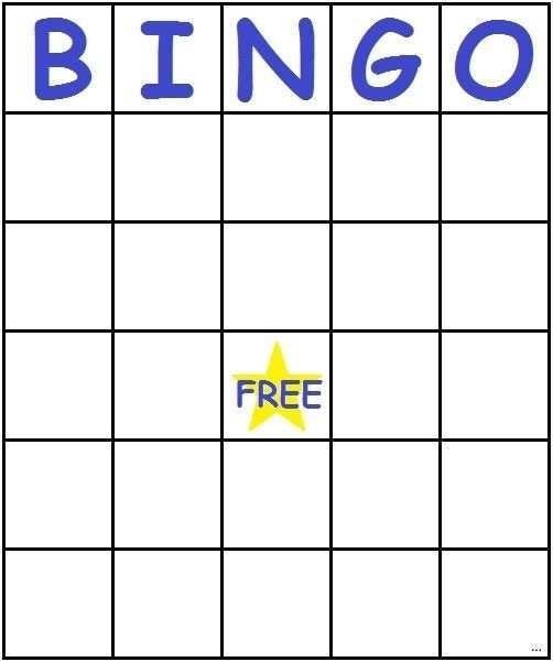 47 Printable Bingo Card Templates Microsoft Word In Within Blank Bingo Card Template Microsoft Word Bingo Cards Printable Bingo Printable Blank Bingo Cards