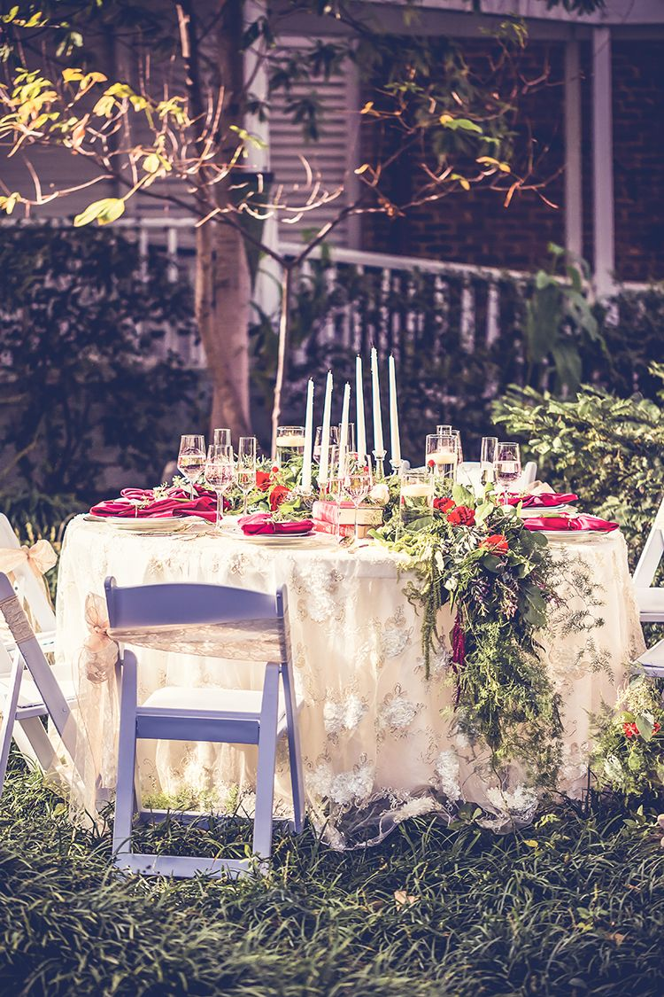 chair covers for weddings pinterest camouflage recliner cover which wedding style is right your bohemian elegant white folding chairs with opulent decor photo by lyndsi metz photography the pink