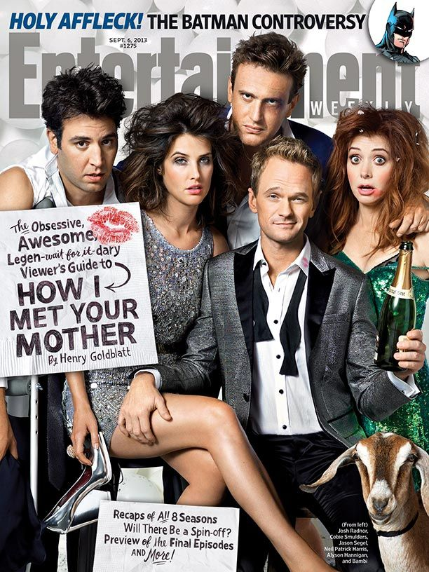 This Week S Cover How I Met Your Mother Himym