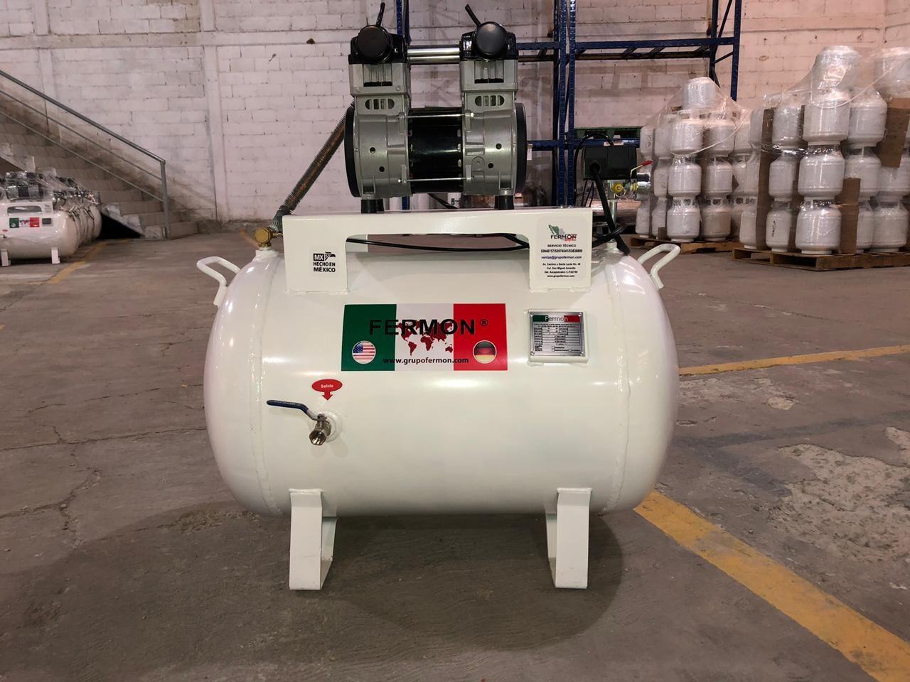 COMP. FERMON LIBRE DE ACEITE 2 HP T/150H MF TRABAJO LIGERO