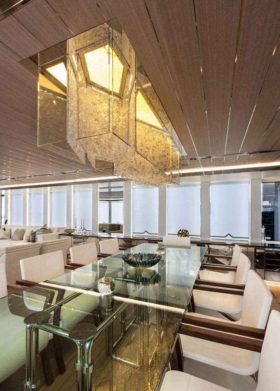 Beste moderne Yacht Interior Designs | Moderne Innenräume ...