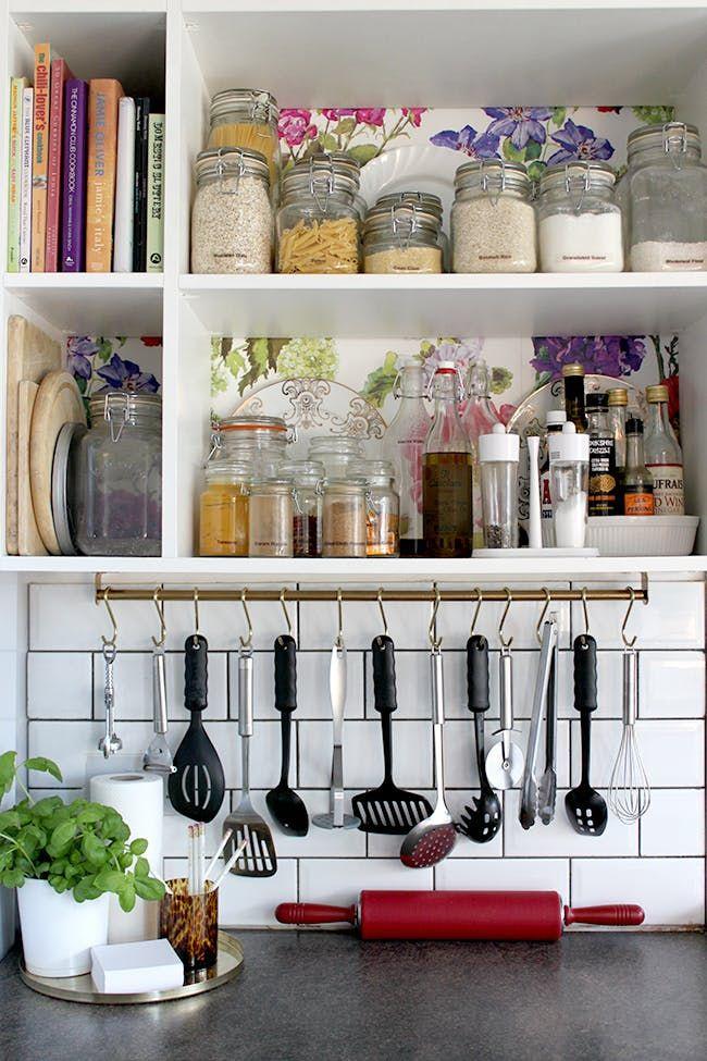 Erfreut Küche Lagerung Hacks Galerie - Küchenschrank Ideen ...