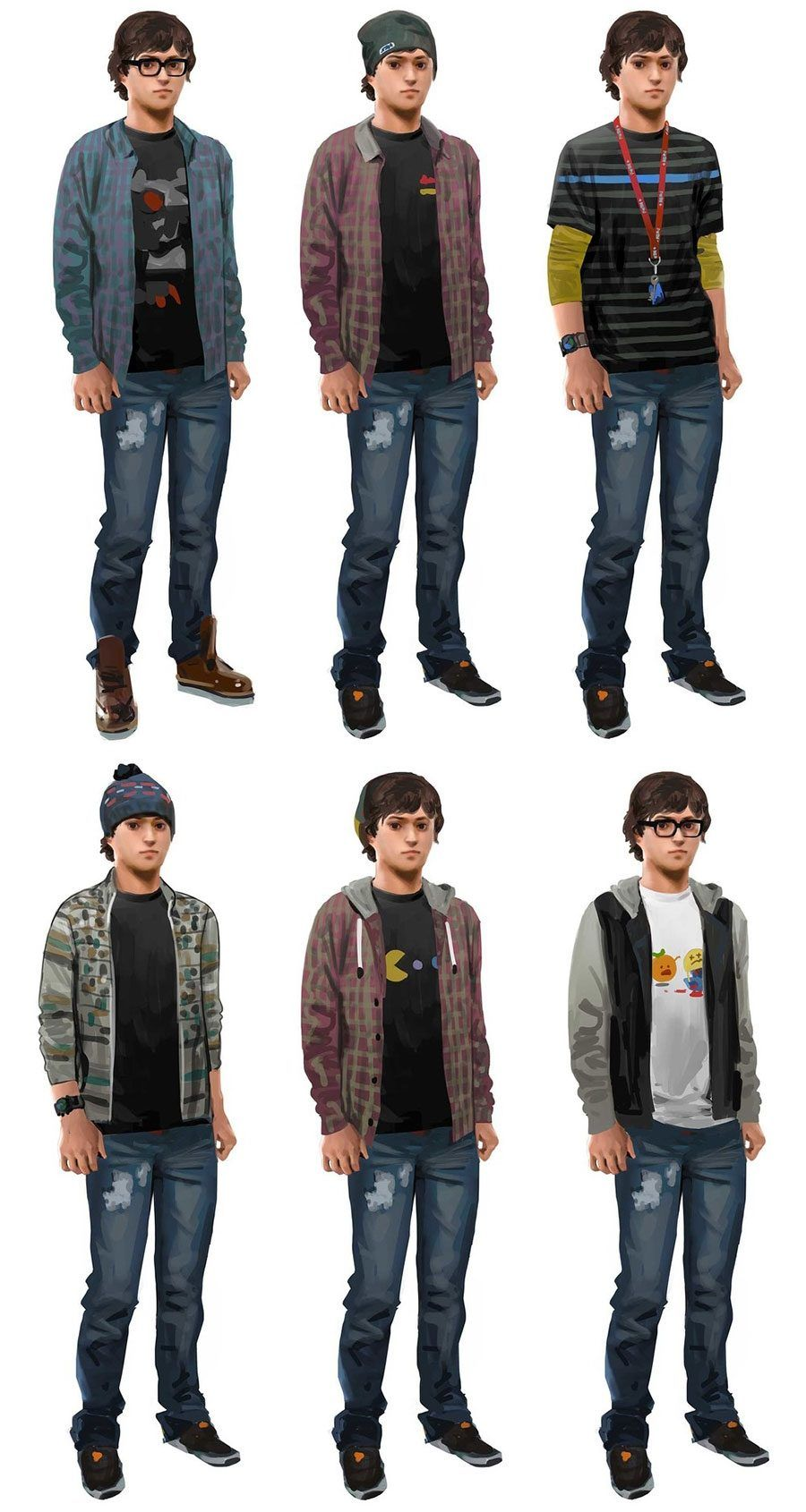 The Art of Life Is Strange (With images) Life is strange