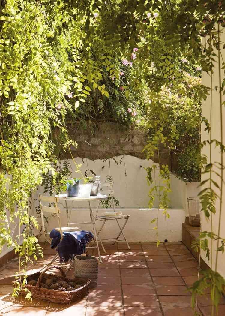 Déco terrasse d\'esprit toscane – 25 belles idées | garden spaces ...