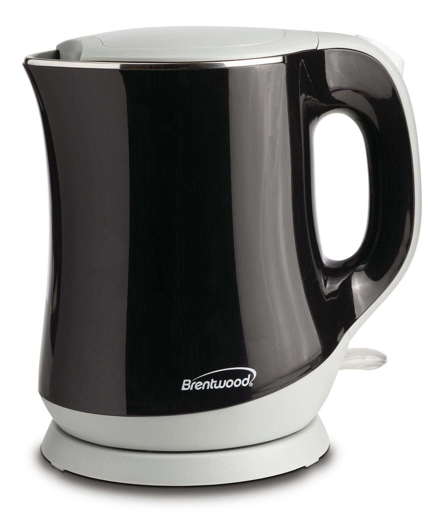 Porsche Design Kitchen Appliances: Stainless Steel Auto Shut Off Tea Kettle