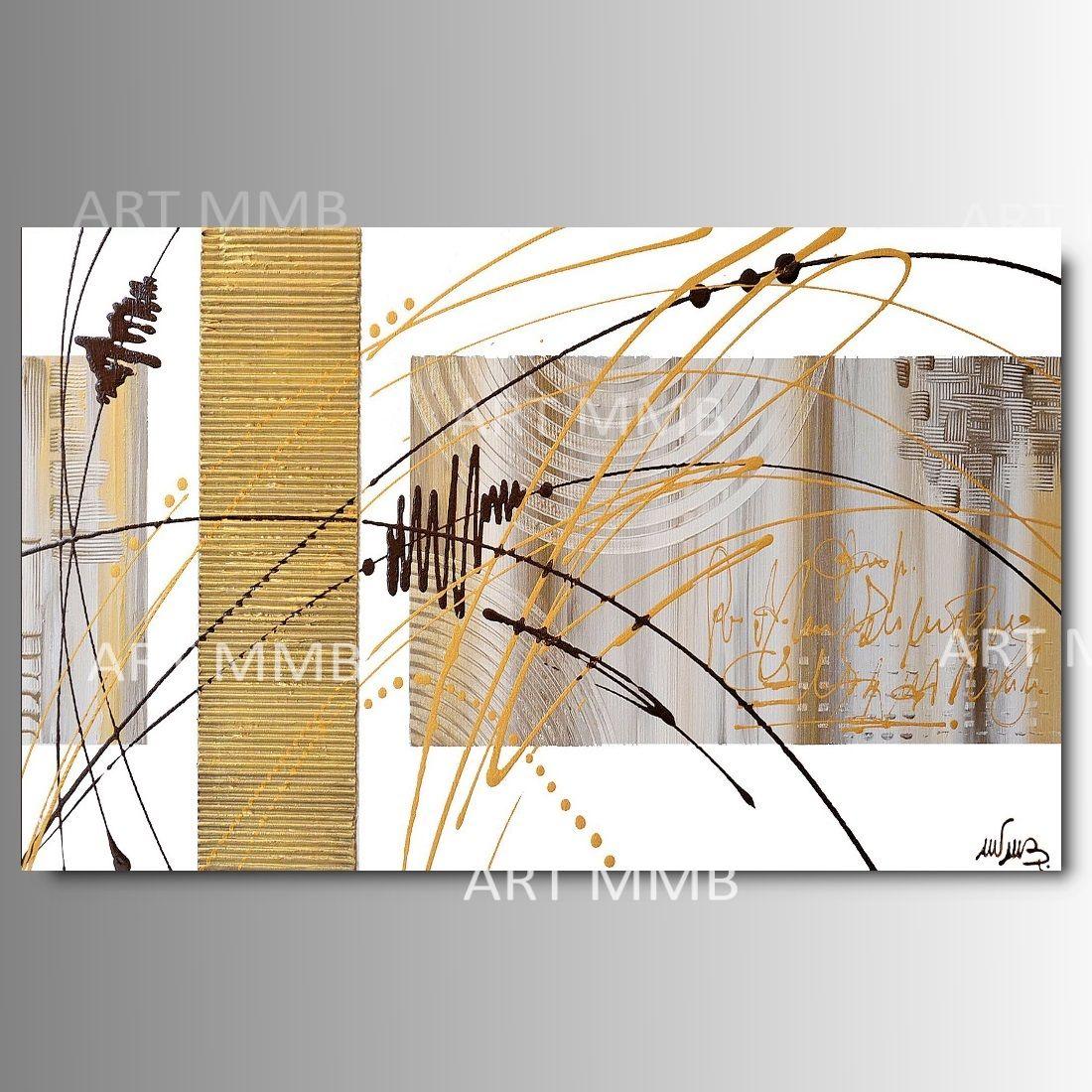 Produzione quadri moderni astratti 100 dipinti a mano 2 for Dipingere quadri moderni