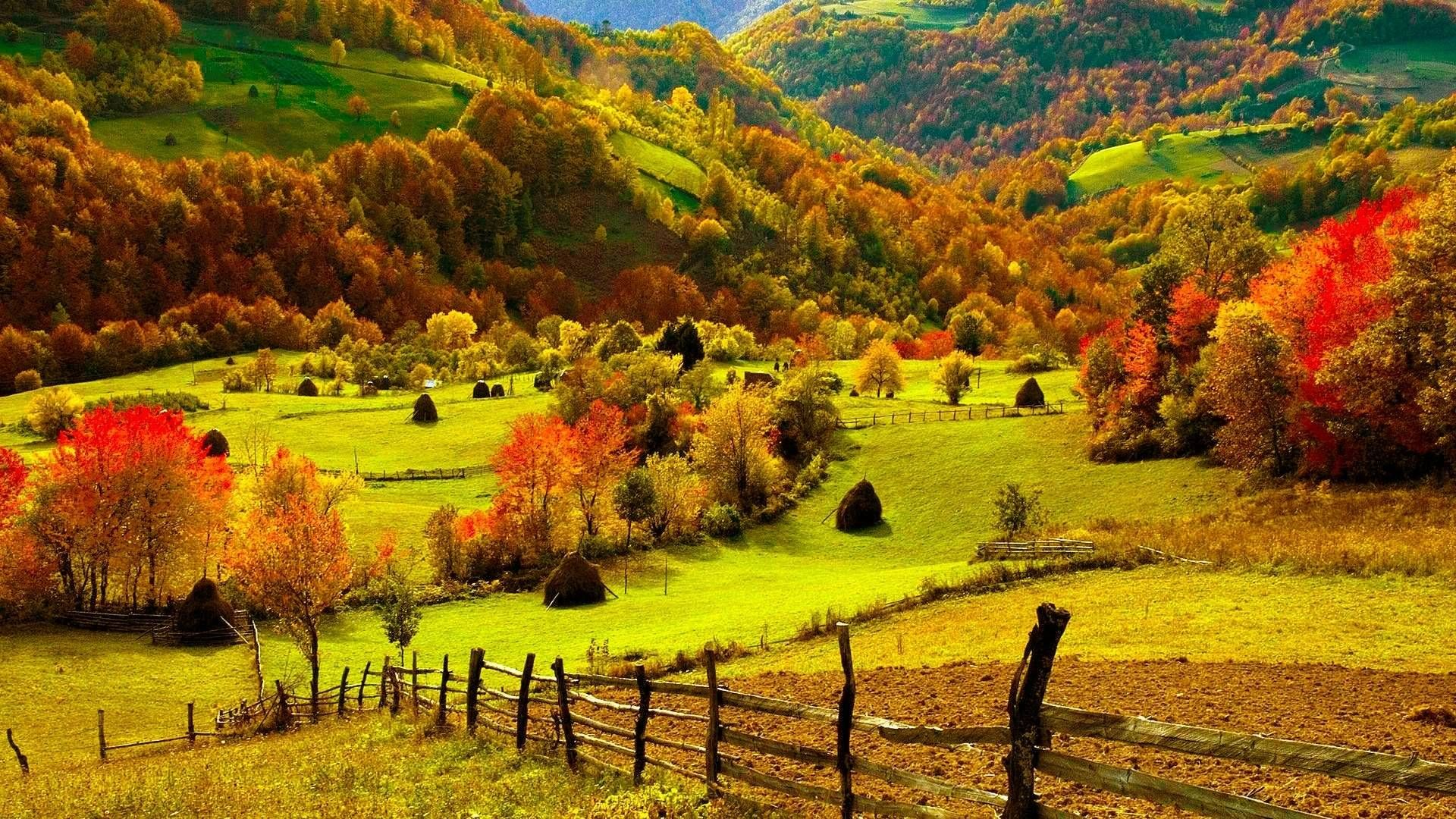 Desktop Wallpaper Fall Scenes, Best Fall Scenes Wallpapers